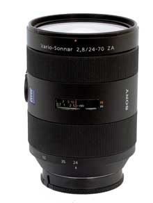 Carl Zeiss 24-70mm f2.8 SSM