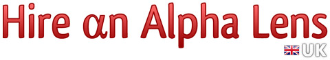 Hire an Alpha Lens - Logo