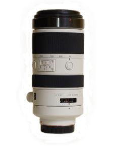 Sony 70-400 G Mk 2